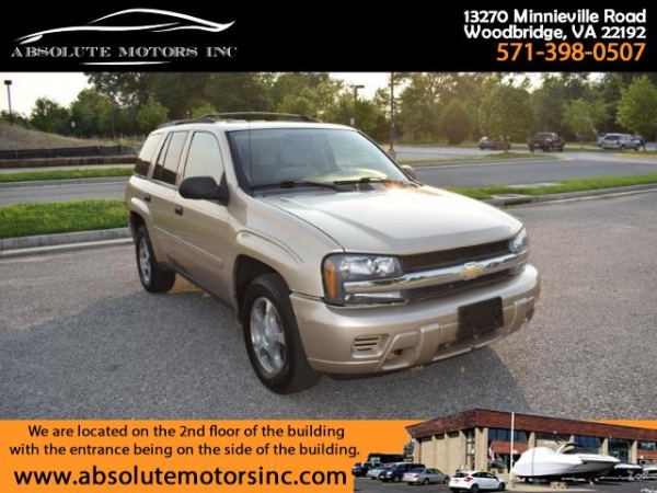 Chevrolet Trailblazer 2006 $3499.00 incacar.com