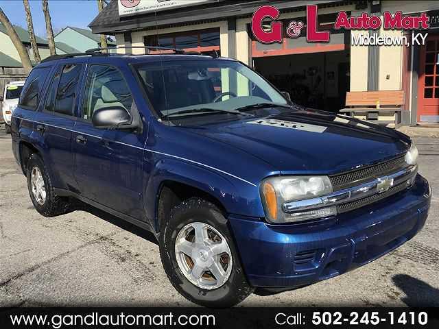 Chevrolet Trailblazer 2006 $2500.00 incacar.com
