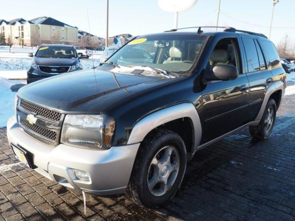 Chevrolet Trailblazer 2006 $3795.00 incacar.com