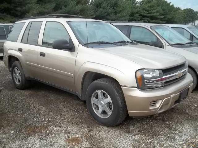 Chevrolet Trailblazer 2006 $6730.00 incacar.com