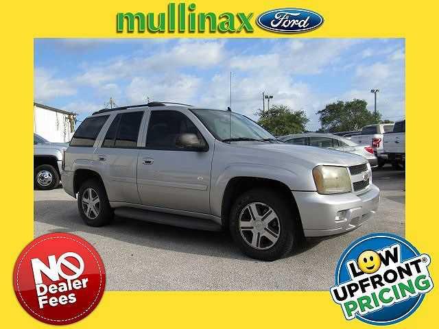 Chevrolet Trailblazer 2007 $6250.00 incacar.com