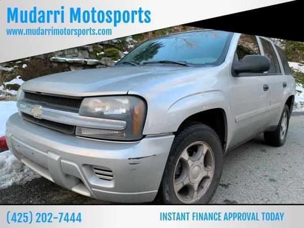 Chevrolet Trailblazer 2007 $3288.00 incacar.com
