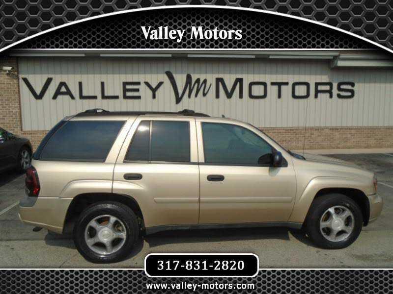 Chevrolet Trailblazer 2007 $1495.00 incacar.com