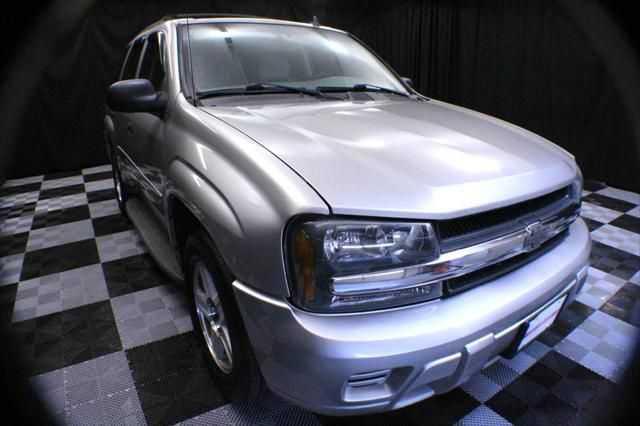Chevrolet Trailblazer 2007 $5444.00 incacar.com