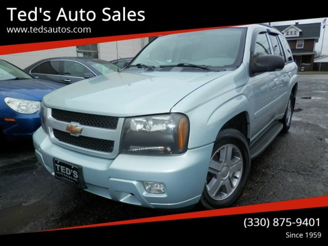 Chevrolet Trailblazer 2007 $5900.00 incacar.com