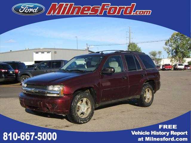 used Chevrolet Trailblazer 2007 vin: 1GNDT13S772163925