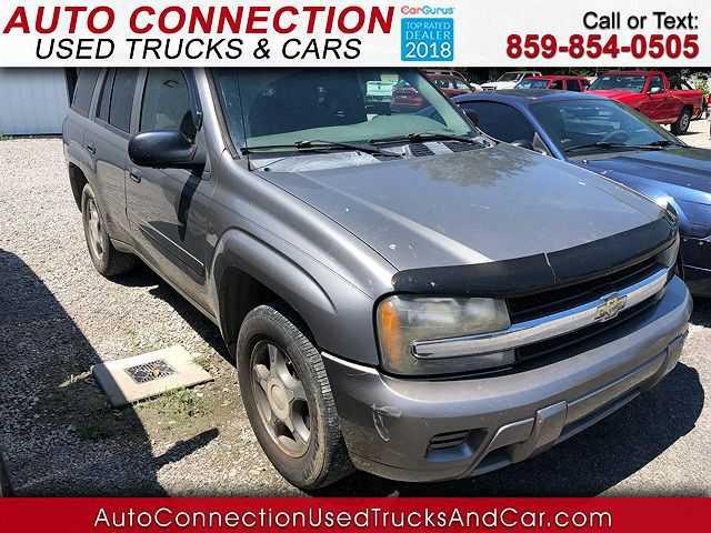 Chevrolet Trailblazer 2007 $2750.00 incacar.com