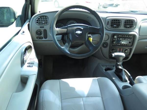 Chevrolet Trailblazer 2007 $3300.00 incacar.com