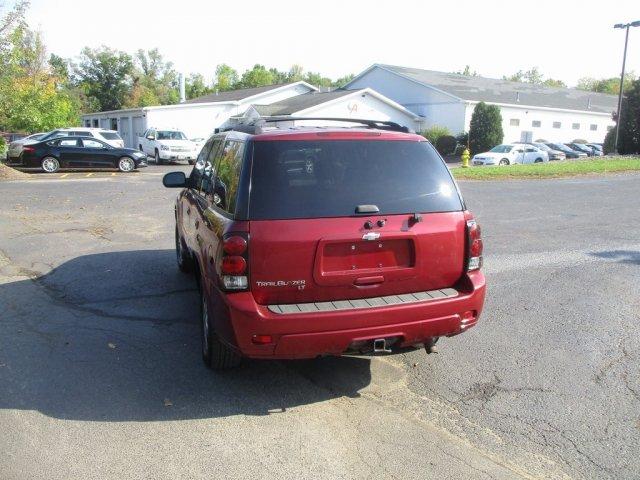 used Chevrolet Trailblazer 2008 vin: 1GNDT13S182151836