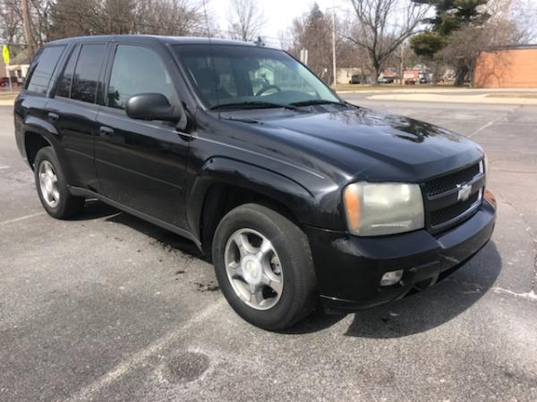 Chevrolet Trailblazer 2008 $3000.00 incacar.com