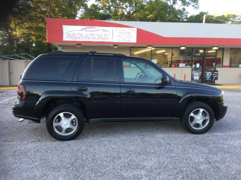 Chevrolet Trailblazer 2008 $7488.00 incacar.com