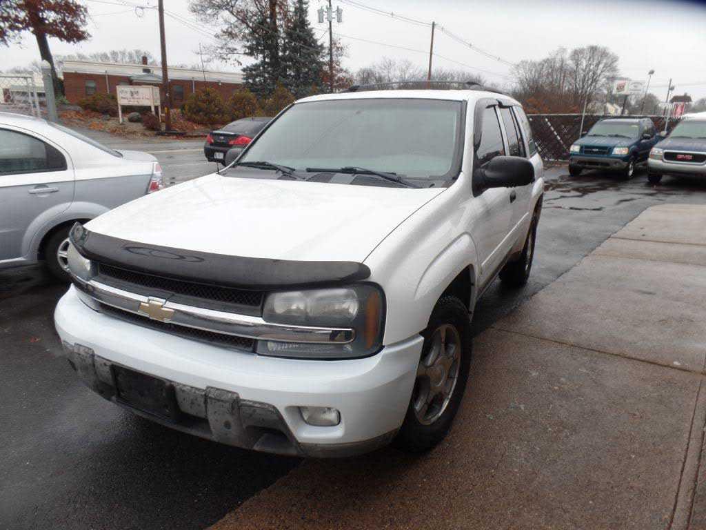 Chevrolet Trailblazer 2008 $2295.00 incacar.com