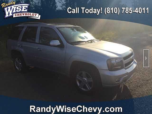 Chevrolet Trailblazer 2009 $2990.00 incacar.com