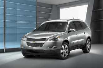 Chevrolet Traverse 2009 $8500.00 incacar.com