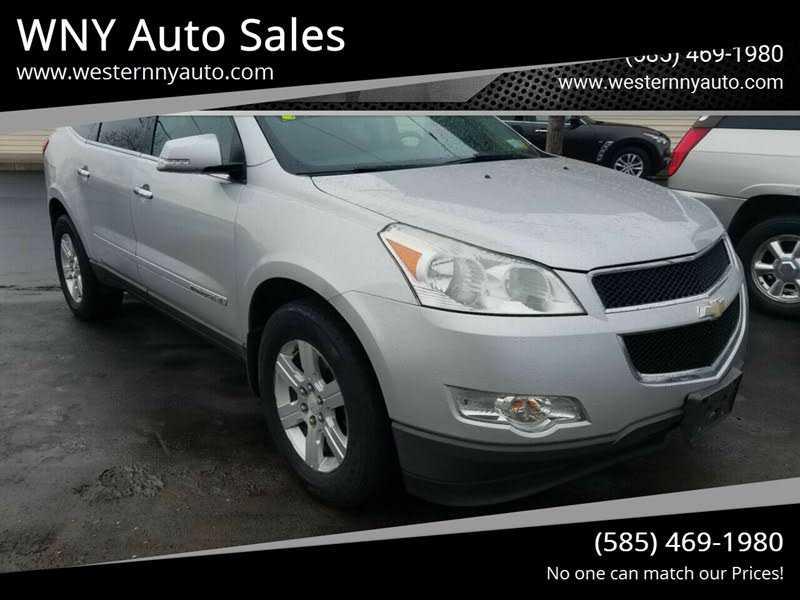Chevrolet Traverse 2009 $7990.00 incacar.com