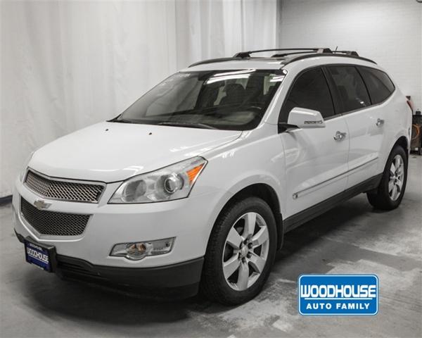 Chevrolet Traverse 2009 $11818.00 incacar.com