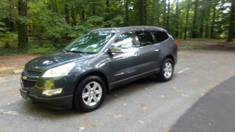 Chevrolet Traverse 2009 $9675.00 incacar.com