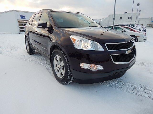 Chevrolet Traverse 2009 $7300.00 incacar.com