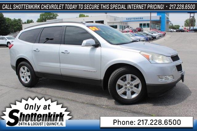 Chevrolet Traverse 2009 $8720.00 incacar.com
