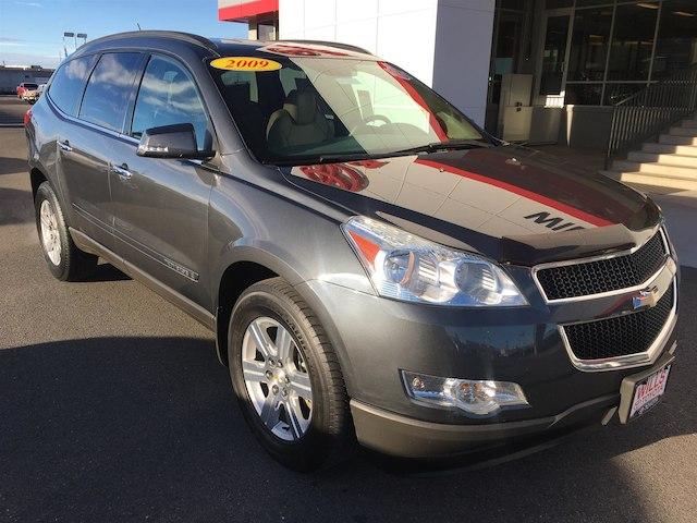 Chevrolet Traverse 2009 $12700.00 incacar.com