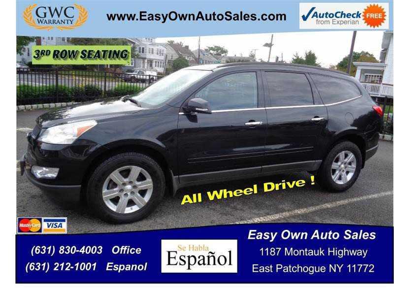 Chevrolet Traverse 2010 $7995.00 incacar.com