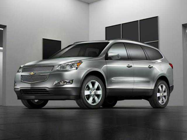 Chevrolet Traverse 2010 $8913.00 incacar.com