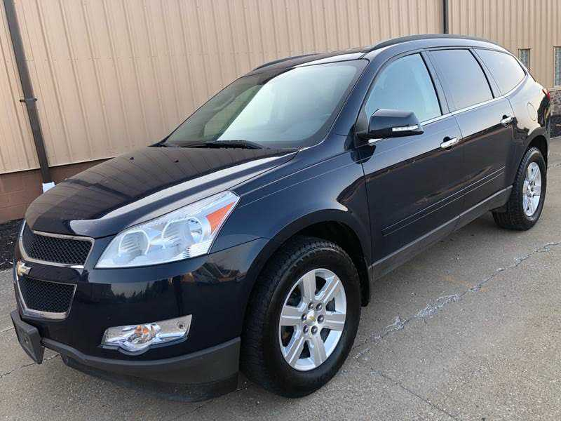 Chevrolet Traverse 2010 $8955.00 incacar.com