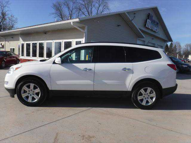 Chevrolet Traverse 2010 $6950.00 incacar.com