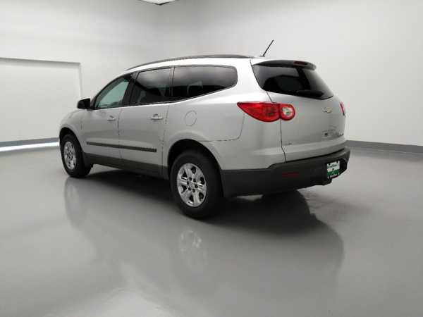 Chevrolet Traverse 2010 $11695.00 incacar.com