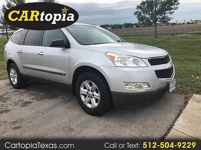Chevrolet Traverse 2010 $11995.00 incacar.com