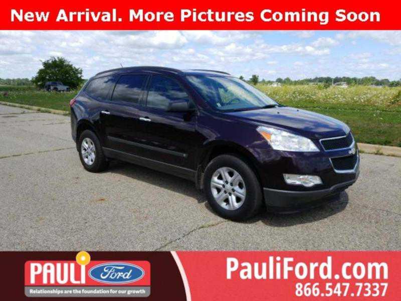 Chevrolet Traverse 2010 $2000.00 incacar.com