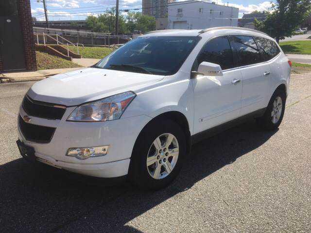 Chevrolet Traverse 2010 $6999.00 incacar.com