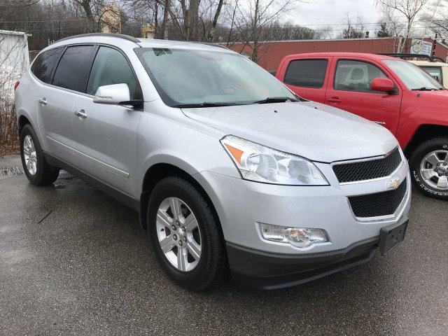 Chevrolet Traverse 2010 $10999.00 incacar.com