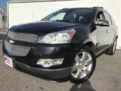 Chevrolet Traverse 2011 $12997.00 incacar.com