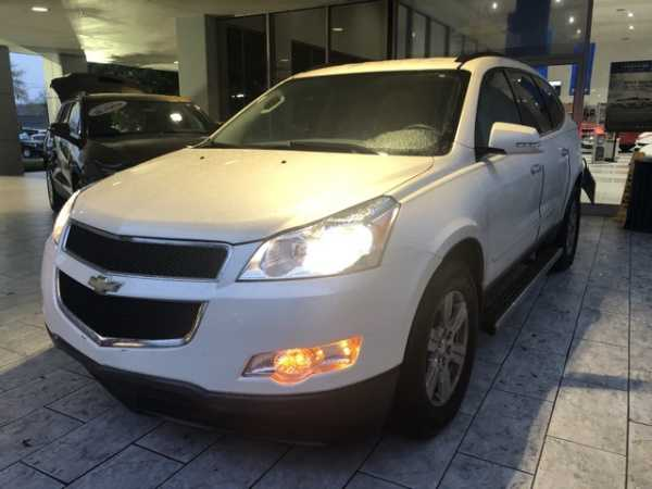 Chevrolet Traverse 2011 $10000.00 incacar.com
