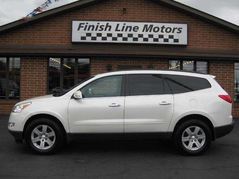 Chevrolet Traverse 2011 $9995.00 incacar.com