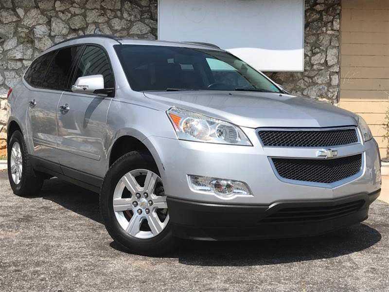 Chevrolet Traverse 2011 $6999.00 incacar.com