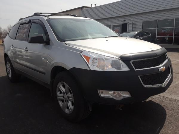 Chevrolet Traverse 2011 $5000.00 incacar.com