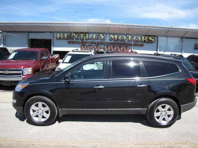 Chevrolet Traverse 2011 $10560.00 incacar.com