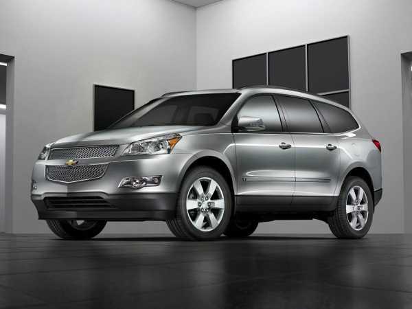 Chevrolet Traverse 2012 $11500.00 incacar.com