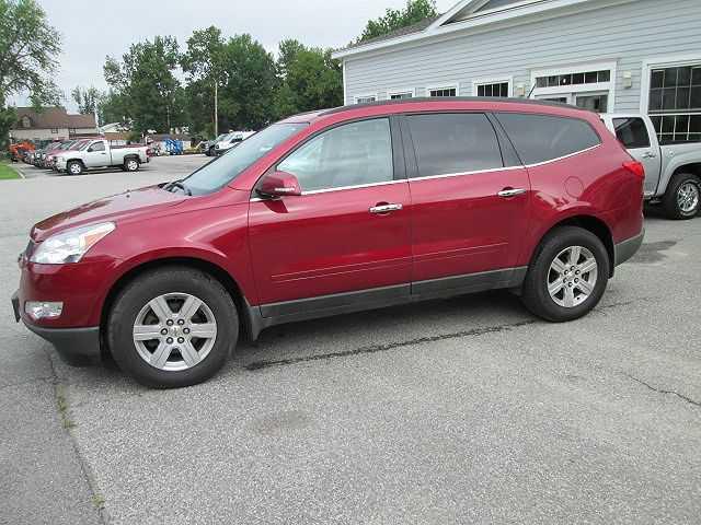 Chevrolet Traverse 2012 $12995.00 incacar.com