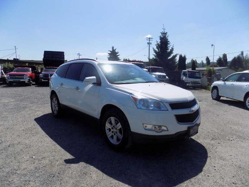 Chevrolet Traverse 2012 $5995.00 incacar.com