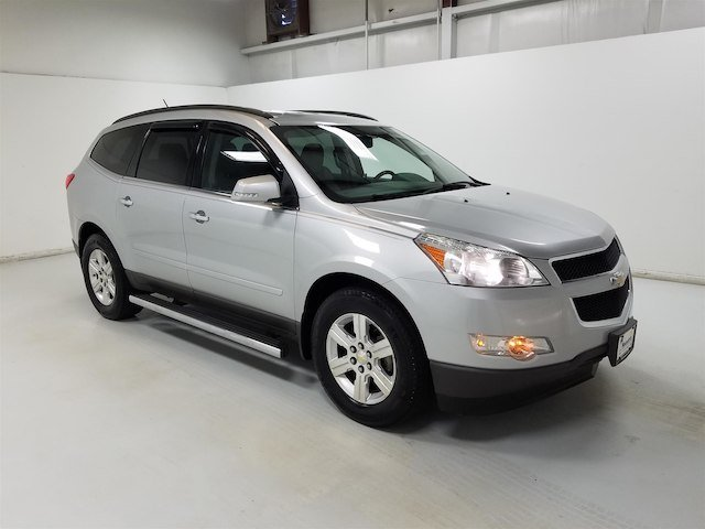 Chevrolet Traverse 2012 $10629.00 incacar.com
