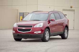 Chevrolet Traverse 2012 $10625.00 incacar.com