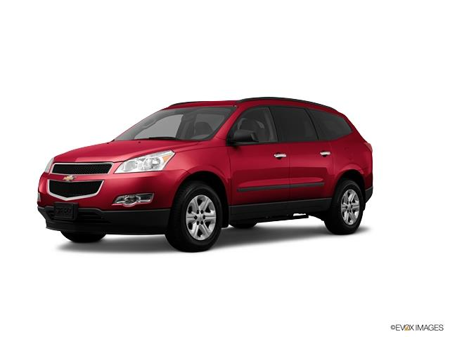used Chevrolet Traverse 2012 vin: 1GNKVGED1CJ297297