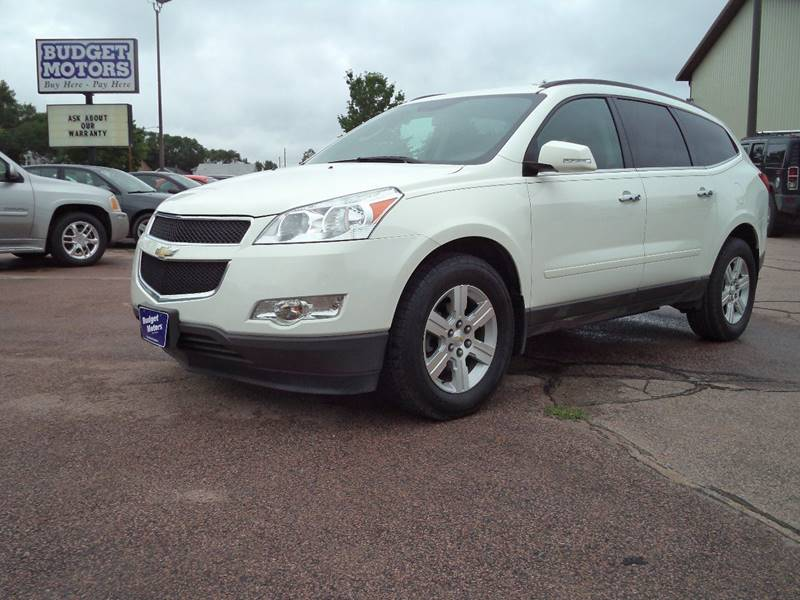 Chevrolet Traverse 2012 $7250.00 incacar.com