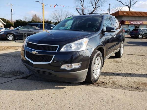 Chevrolet Traverse 2012 $8499.00 incacar.com