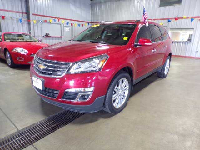Chevrolet Traverse 2013 $21950.00 incacar.com