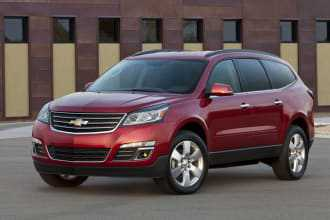 Chevrolet Traverse 2013 $16000.00 incacar.com