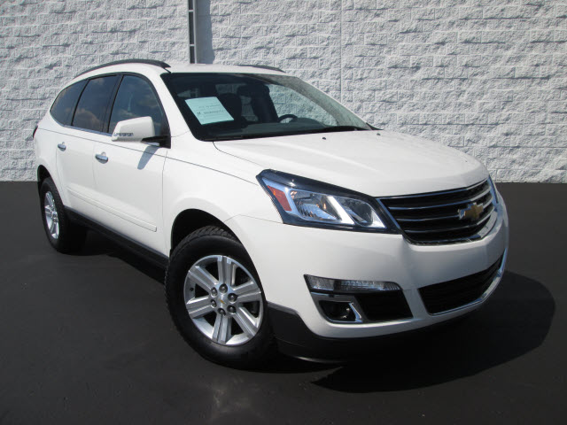 Chevrolet Traverse 2014 $18995.00 incacar.com